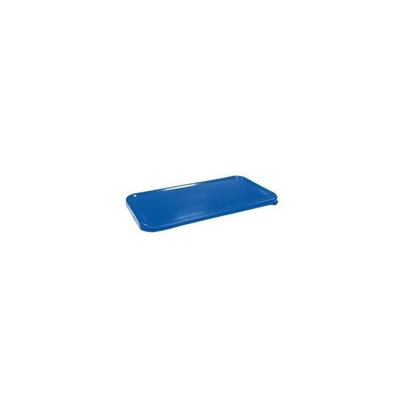 Couvercle bleu pour seau vitrier 22L