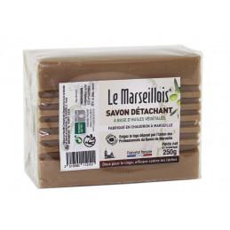 Savon détachant 250g Huiles végétales LE MARSEILLOIS