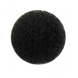 Disque pad noir D165mm 6'' pour mini monobrosse