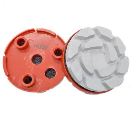 Disque diamant marbre D100mm adaptable pour KLINDEX, SAMICH, BIMACK Lot de 3