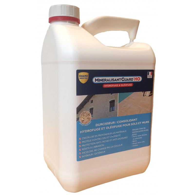 Minéralisant HO GUARD Hydrofuge et Oléofuge GUARD INDUSTRIE