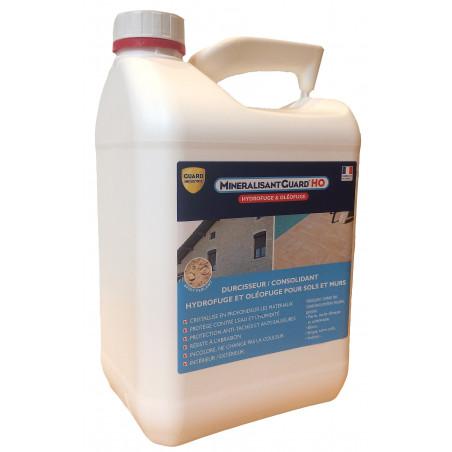 Minéralisant HO GUARD Hydrofuge et Oléofuge GUARD INDUSTRIE 5L
