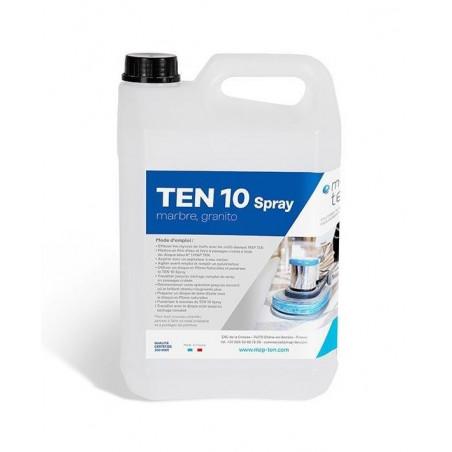 Liquide de cristallisation marbre TEN 10 5L