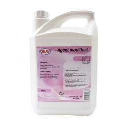 Additif Agent mouillant détachant linge 5L ORLAV