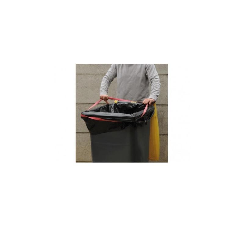Sangle rouge pour Housse conteneur entre 120 et 360 Litres