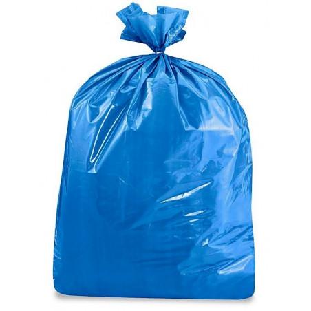 Sac poubelle Bleu 50L 13 microns