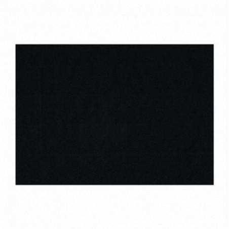 Set de table en papier couleur noir 30x40 Lot de 800
