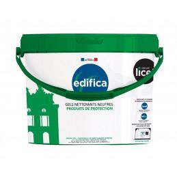SOLUMAX Nettoyant façade en gel Biodégradable 18Kg EDIFICA