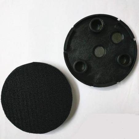 Support velcro pour disque de polissage Klindex D100mm 4 pouces
