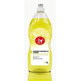 Liquide vaisselle citron concentré SENET 1L Push Pull