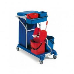 Chariot de ménage FILMOP MORGAN 2115 RS100 avec presse