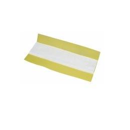 Bandeau de lavage non tissé Velcro usage unique 41x13cm Lot de 50