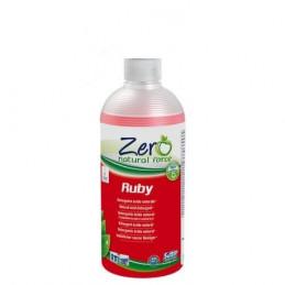 Détergent anticalcaire naturel parfumé Ruby Zéro Natural Force 500ml SUTTER