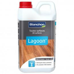 Nettoyant parquet doux universel Lagoon BLANCHON 2.5L