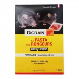 Pâte rats souris 150 gr DIGRAIN