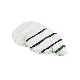 Disque bonnet moquette bi-matière pour monobrosse