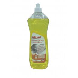 Liquide Vaisselle Bactéricide parfum citron ORLAV 1L