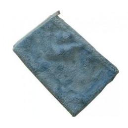 Gant de dépoussiérage microfibre bleu