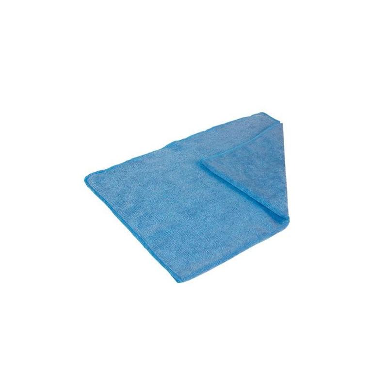 Serpillière microfibre bleue 50 x 60 cm