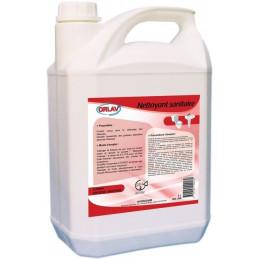 Nettoyant rénovant sanitaire ORLAV 5L