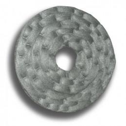 Disque de cristallisation laine d'Inox N°2 D430mm 17''