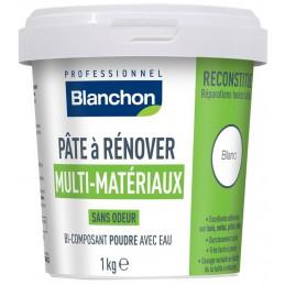 Pâte à rénover multi-matériaux 1Kg Blanchon