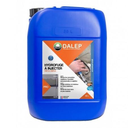 Hydrofuge à injecter DALEP 20L