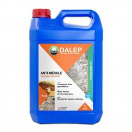 Anti mérule Traitement concentré DALEP 5L