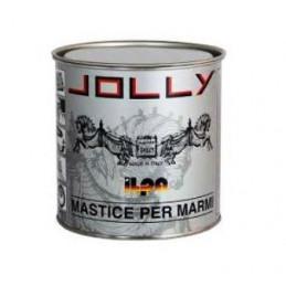 Mastic bi-composant pour marbre Tixo JOLLY couleur blanc