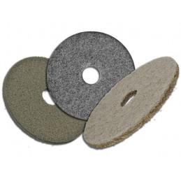 Disque Pad diamanté D 150mm 6'' Grain 400