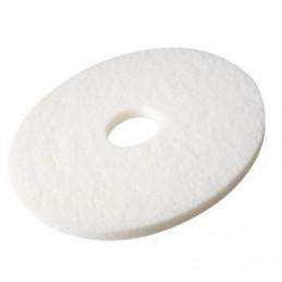 Disque pad blanc D280mm 11'' pour laveuse
