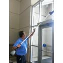 Cléano nettoyage des vitres Longeur 2 x1,50m