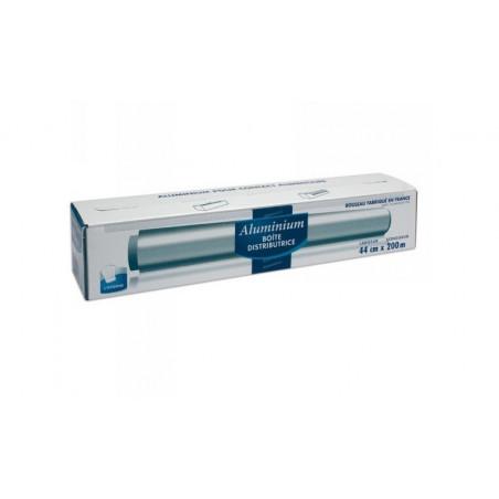 Film aluminium alimentaire Largeur 44cm x 200m
