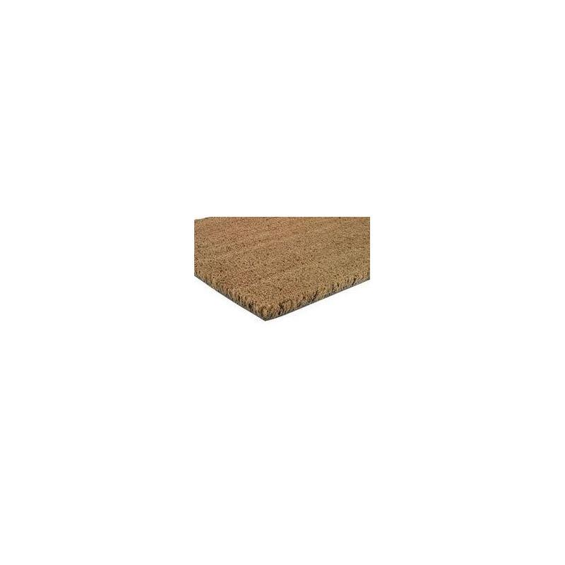 Tapis brosse coco au m² Large 1m