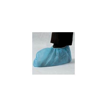 Surchaussure polypropylène bleu Lot de 100