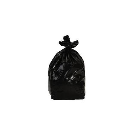 Sac poubelle Noir 100 L 50 microns