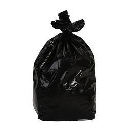 Sacs à déchets Noir 160 L